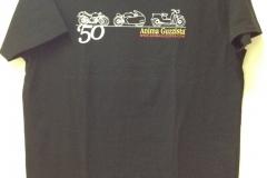 T-shirt Anima Guzzista fronte