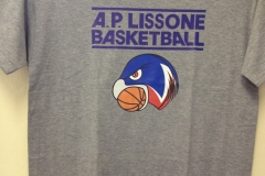 T-shirt Lissone basket