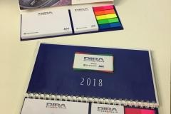 Calendario Dira 2018