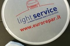 Fresbee pieghevole Eurorepar