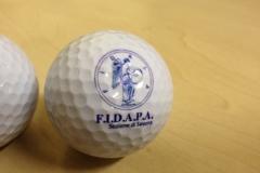 Pallina golf Fidapa