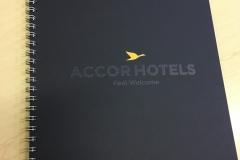 Quaderno Accor Hotels